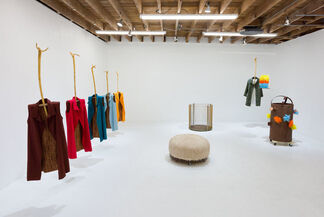 Phyllis Green 'Life after Life after Life', installation view