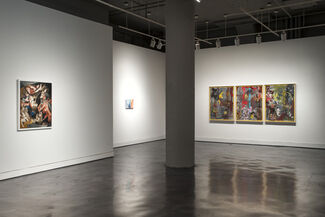 Catch as Catch Can, installation view