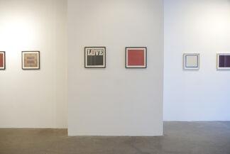 Martin Wöhrl: A Go Go, installation view