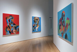 Harold Smith: Look Into My Eyes - Hear Your Conscience, installation view