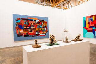 Palimpsest - A Solo Exhibition of Juan Carlos Muñoz Hernandez, installation view