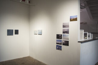Sextant, installation view