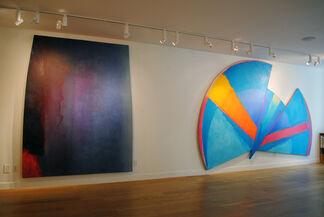 Trevor Bell: Thrust, installation view