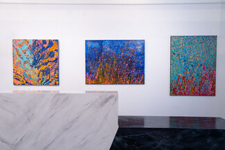 CURATED Series with Raphael Isvy: Inner Escape, installation view