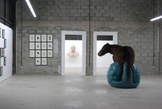The Moving Museum Dubai, installation view
