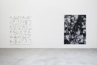 Chris Succo 'Language Of Elbow', installation view