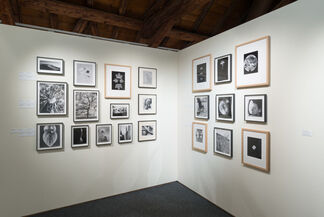 Werner Bischof - Point of View and Helvetica, installation view