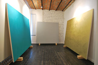 Hate Norm Loss, installation view