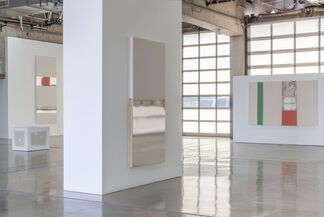 MAX ESTENGER Paintings exhibited at The Museum of Contemporary Art, Tucson AZ (2016) & Other Works, installation view