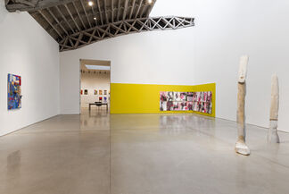 Life of Forms, installation view