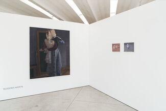 Project Room, installation view