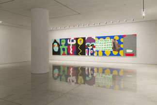 Sadie Benning: Green God, installation view