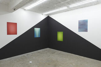 SUNSET ECO, installation view