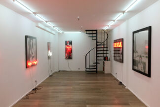 Who the f... is Liliane V., installation view
