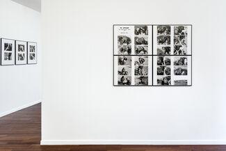 Cinématographies, installation view