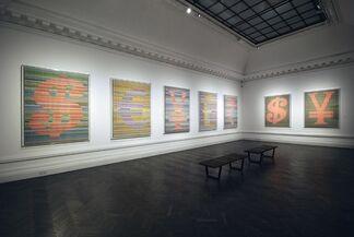 Money Talks, installation view