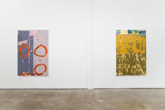 """Britton Tolliver """"Moonsick"""", installation view"""