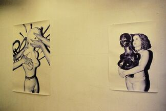 `New Mexican Psychorealism` Alfredo Chamal & Victor Rodriguez, installation view
