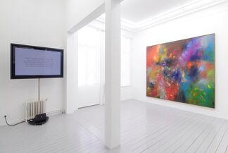 Dan Rees, installation view