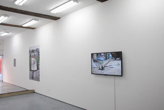 TIONG ANG / Unwanted Celebration, installation view