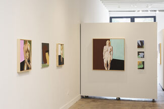"""""""elsewhere"""", installation view"""