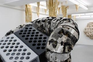 STRUKTURreFORM Jáchym Fleig, installation view