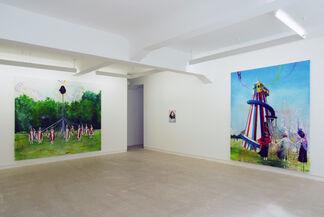 Till Gerhard - Glaube, Hoffnung und Liebe, installation view