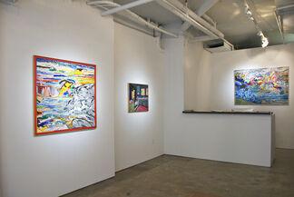 Cham Hendon - Recent Work, installation view