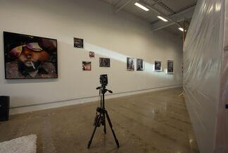 Recording Studio A | Sebastiaan Bremer, installation view
