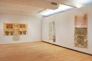 Robert Rauschenberg: Hoarfrost Editions 1974, installation view