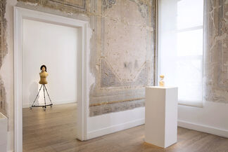 'Eureka', Carte Blanche  to Kendell Geers, installation view