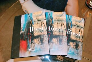 Rhapsody in Blue by Raffaele Rossi, installation view