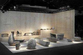 Johnson Trading Gallery at Art Basel 2011, installation view