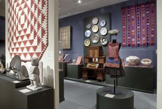 61st Annual Winter Antiques Show: 106 Years Ahead of the Curve at the Newark Museum, installation view