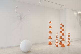 Inge Mahn - Sculptures from 1976 to 2015, installation view