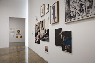 myselves: Curated by Joshua Friedman, installation view