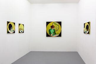 Edgardo Navarro, Nierika, installation view