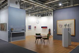 Barbara Mathes Gallery at Art Basel 2015, installation view
