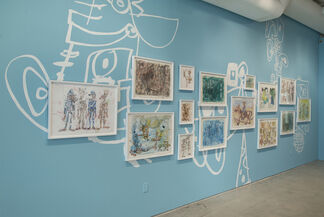 Invisible Ruler, installation view