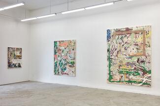 CHRIS HOOD | OCTOPI BLUSH, installation view