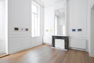 Color Stories, installation view