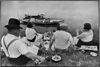 Henri Cartier-Bresson: The Decisive Moment, installation view