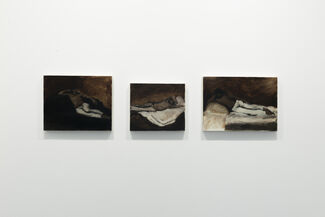 Lynette Yiadom-Boakye: Verses After Dusk, installation view