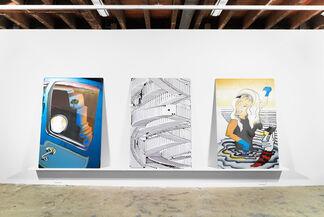 Past Present Future, installation view