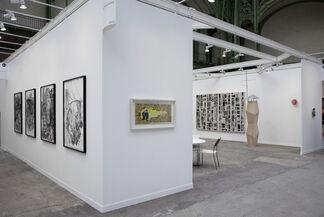Galerie Eva Presenhuber at FIAC 15, installation view
