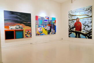 Ten Years After, installation view