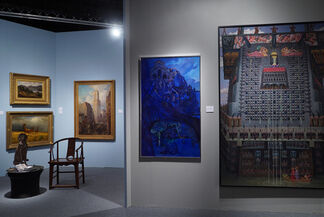 Spring Masters Selections, installation view