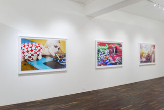 MILES ALDRIDGE: The Age of Pleasure, installation view