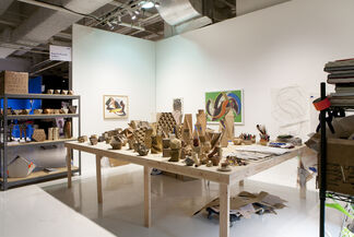 Patrick Parrish Gallery at Collective Design, installation view