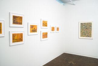 A Complete Die, etc., installation view